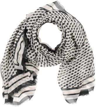 Elisabetta Franchi Square scarves