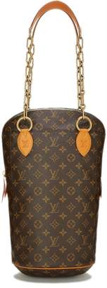 Louis Vuitton Karl Lagerfeld x Iconoclasts Collection Monogram Canvas Punching Bag Baby