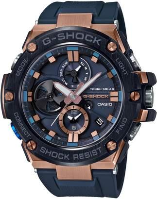 G-Shock BABY-G Analog Resin Strap Watch, 49mm