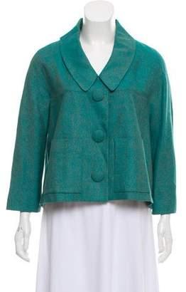 Chloé Tweed Linen Jacket w/ Tags
