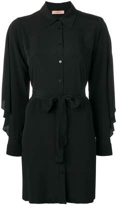 Twin-Set crepe shirt