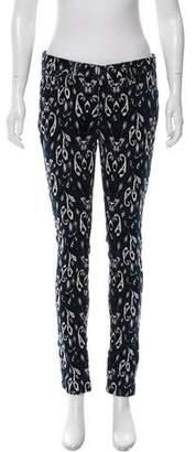 Rag & Bone Printed Corduroy Pants