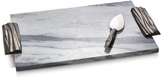 Michael Aram Driftwood Cheese Board with Spreader - 100% Exclusive