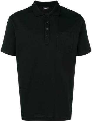Diesel short sleeved polo shirt