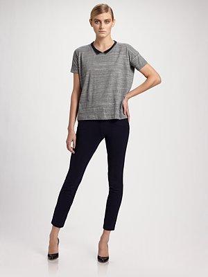 Slim Cropped Leggings