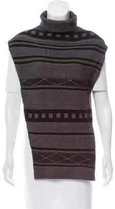 3.1 Phillip Lim Wool Knit Poncho