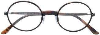 Giorgio Armani (ジョルジョ アルマーニ) - Giorgio Armani ラウンド 眼鏡フレーム