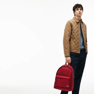 Lacoste Men's Neocroc Canvas Backpack