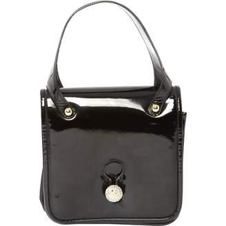 Versace Black Patent leather Handbag