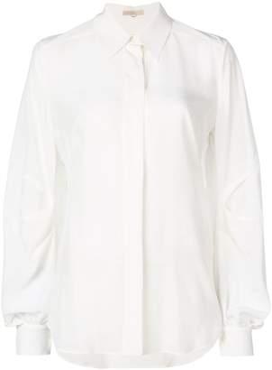 Mantu drape sleeve shirt