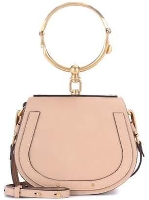 Chloé Small Nile leather bracelet bag