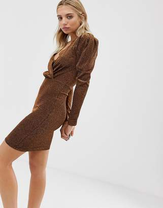 Minimum Moves By long sleeve dress
