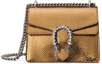 Dionysus python mini bag $1,590 thestylecure.com