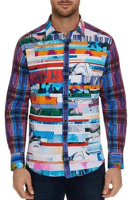 Robert Graham Breaking Lands Limited Edition Classic Fit Button-Down Shirt