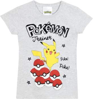 Pokemon Girls T-Shirt
