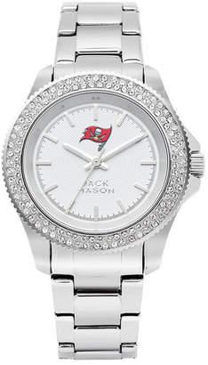 Jack Mason Women Tampa Bay Buccaneers Glitz Sport Bracelet Watch