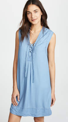 Splendid Crosshatch Dress