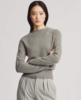 Ralph Lauren Saddle Crewneck Sweater