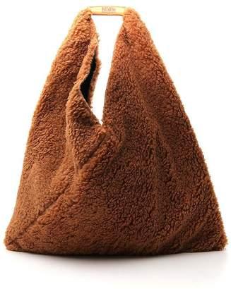 MM6 MAISON MARGIELA Textured Tote Bag