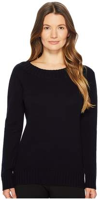Vince Off Shoulder Long Sleeve