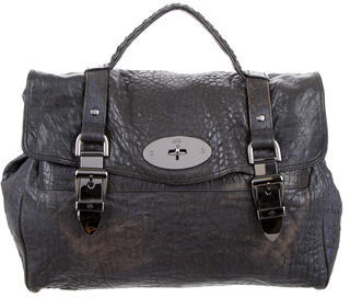 Mulberry Oversize Alexa Bag $560 thestylecure.com