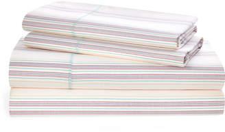 Lauren Ralph Lauren Ralph Lauren Claudia Stripe California King Sheet Set Bedding