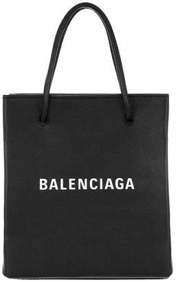 Balenciaga Shopping Tote XXS Black
