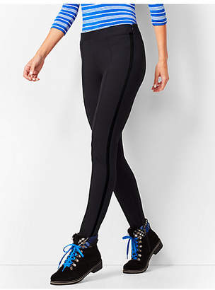Talbots Ponte Stirrup Leggings
