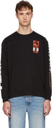Diesel Black T-Just WB T-Shirt