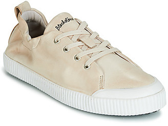 Blackstone RL78 women's Shoes (Trainers) in Beige