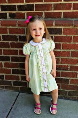 Lulu B The-Palmetto-State Gingham Dress