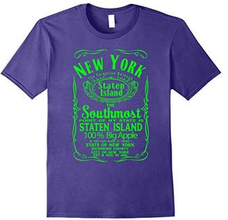 New York City STATEN ISLAND USA United States T-Shirt