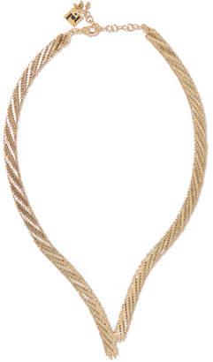 Rosantica Volutta Gold-tone Necklace