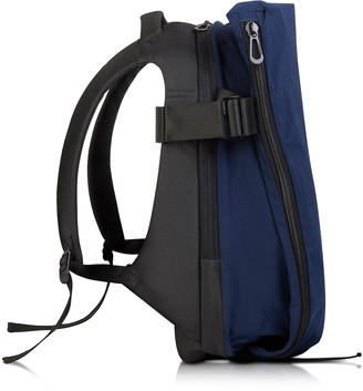 Côte&Ciel Isar Medium Midnight Blue Memory Tech Backpack