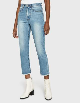 A.P.C. Standard Fringe Jeans