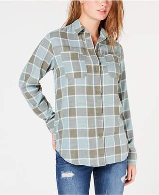 Hurley Juniors' Plaid Shirt
