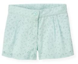 Janie and Jack Eyelet Short