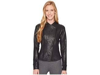 New Balance Bomber Jacket Print Women's Coat