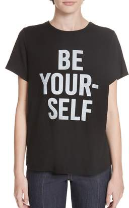 Cinq à Sept Be Yourself Tee