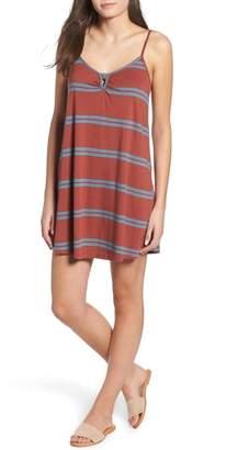 RVCA Downer Stripe Sundress