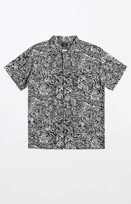 Quiksilver The Camp Allover Button Up Shirt