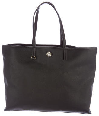 Tory Burch Tory Burch Textured Leather Tote