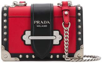 Prada small Cahier Studs City crossbody bag