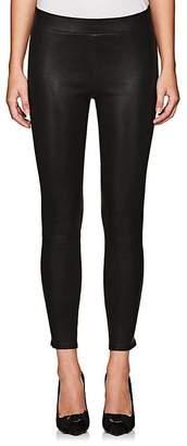 L'Agence Women's Bijoux Lambskin Leggings