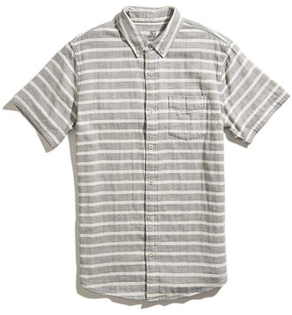 JackThreads Heather Stripe Shirt $39 thestylecure.com