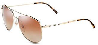 Burberry 57mm Signature Check Sunglasses