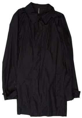 Christian Dior Lightweight Zip-Up Jacket
