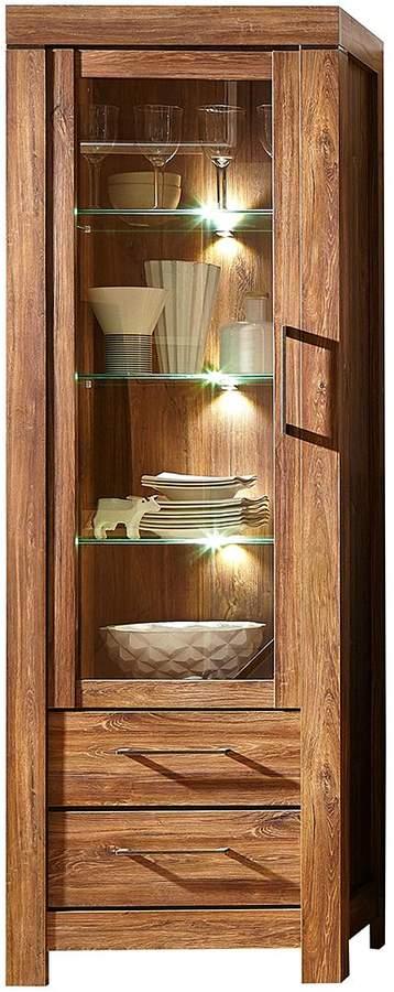 loftscape EEK A+, Standvitrine Blairmore (inkl. Beleuchtung)