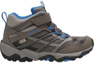 Merrell Moab FST Mid A/C Waterproof Hiking Boot - Boys'
