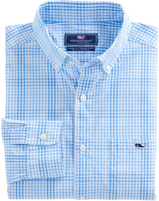 Vineyard Vines Ridge Hill Check Classic Tucker Shirt